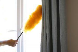 Curtain maintenance