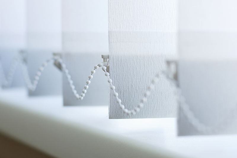 How to Wash Vertical Blinds