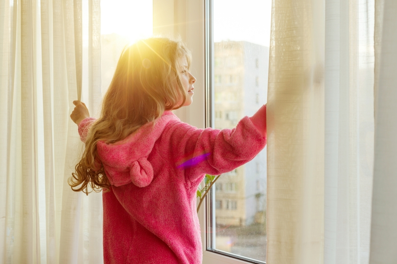 The Benefits Of Blackout Curtains In A Child's Bedroom