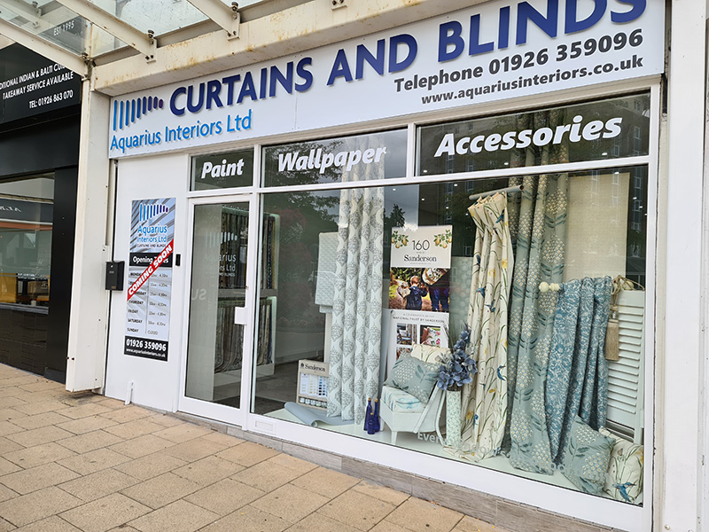 Kenilworth Showroom Store Front