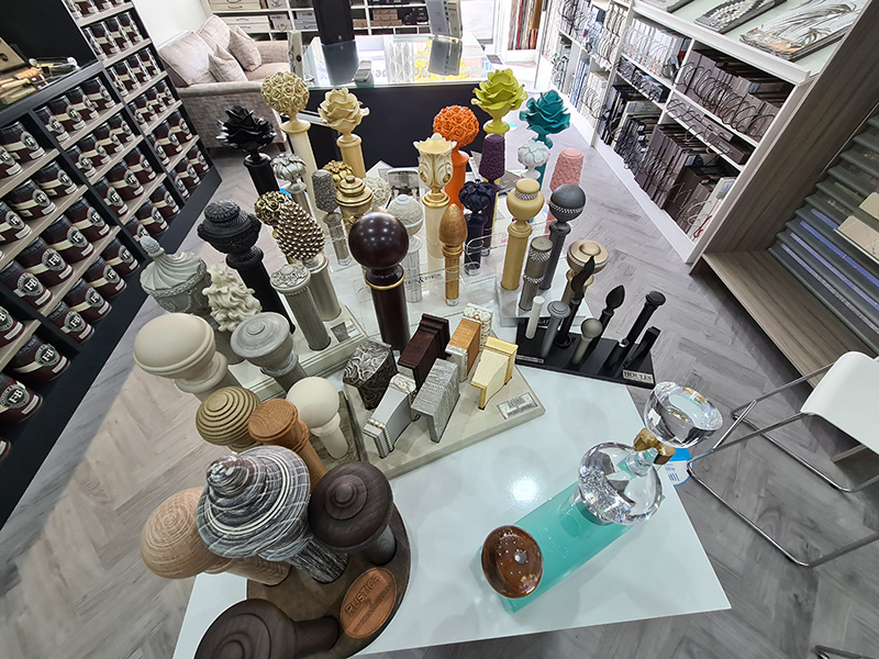 Kenilworth Showroom Accessories